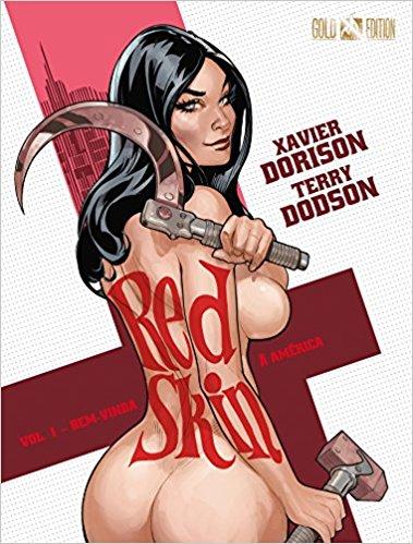RED SKIN