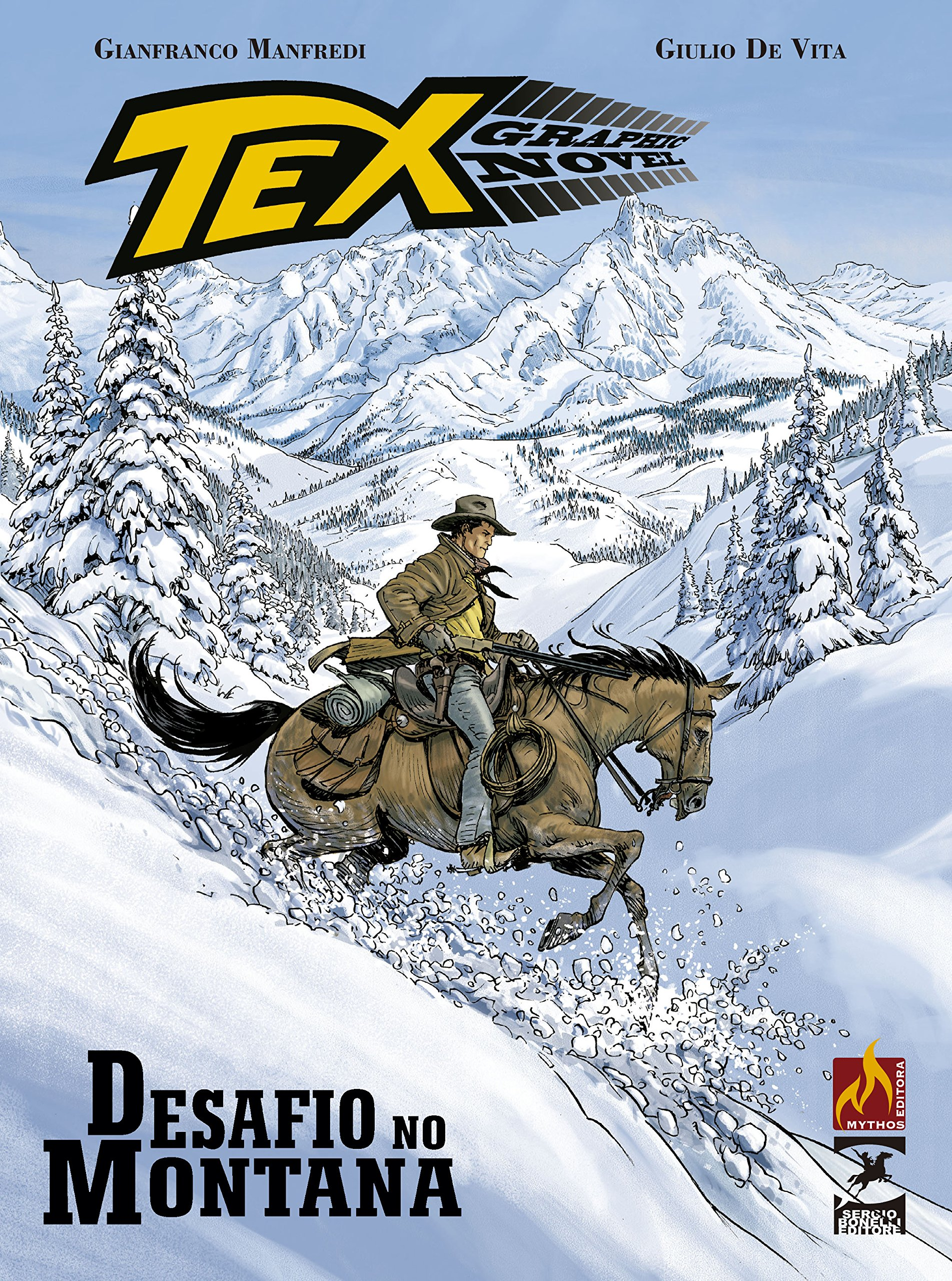 TEX GRAPHIC NOVEL Nº 04