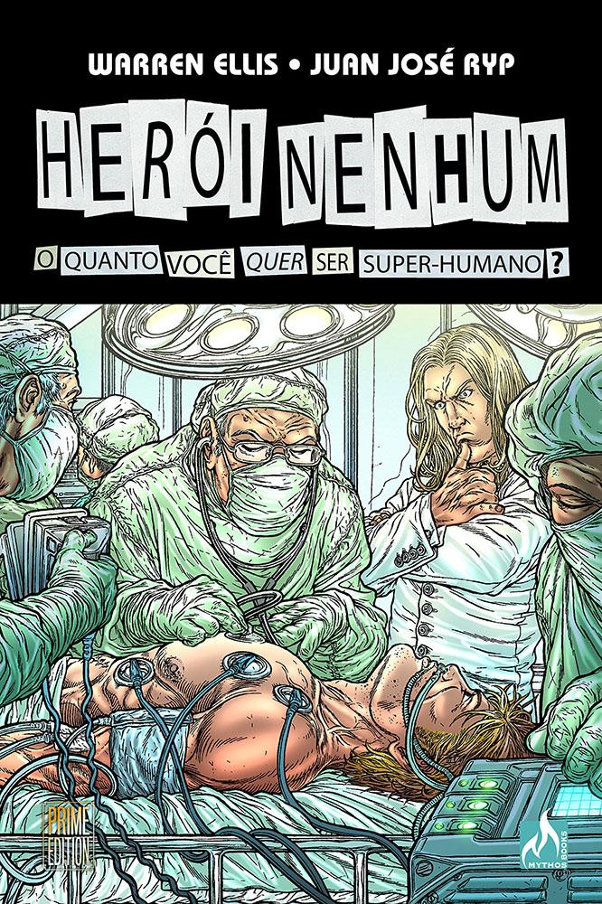 HERÓI NENHUM
