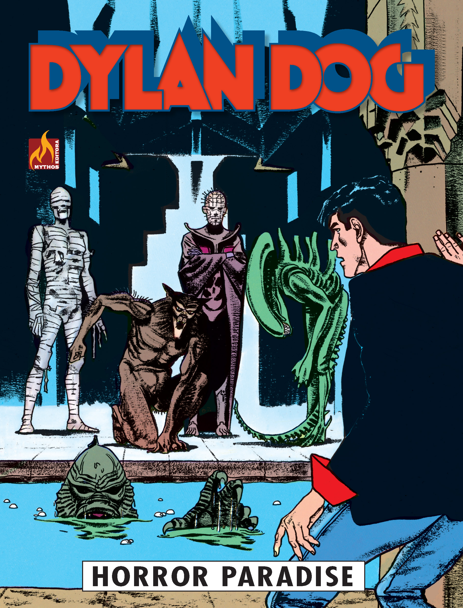 DYLAN DOG VOL. 01