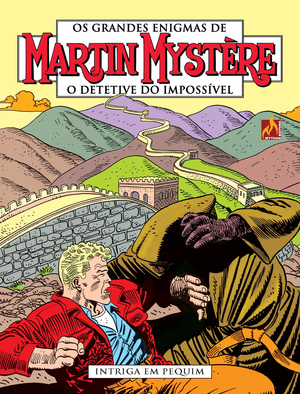 MARTIN MYSTÈRE VOL. 01