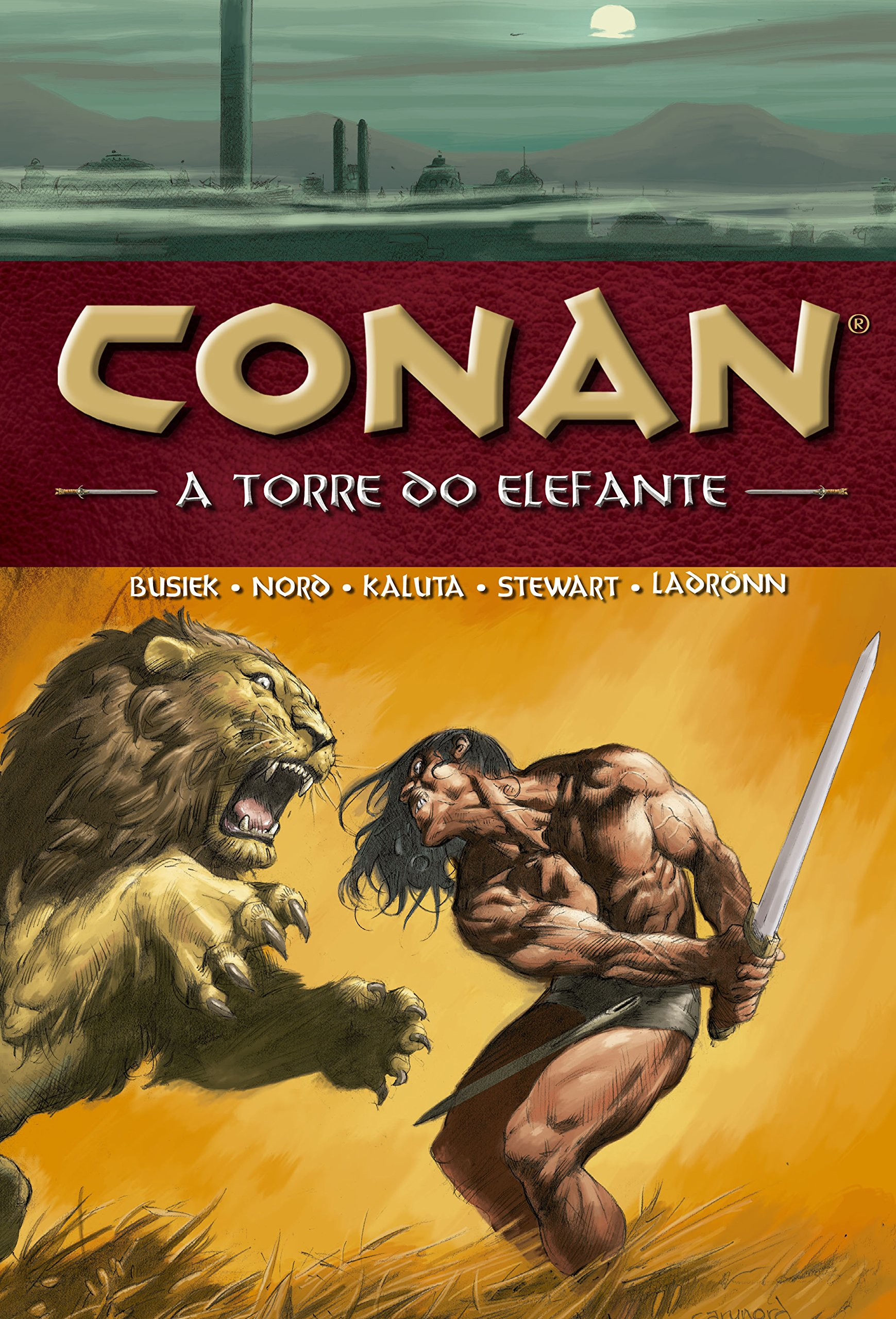 CONAN VOL. 03 - A TORRE DO ELEFANTE