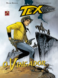 TEX GRAPHIC NOVEL Nº 05