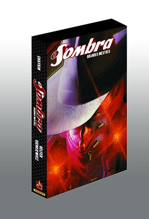BOX DE LUXO O SOMBRA - GRANDES MESTRES