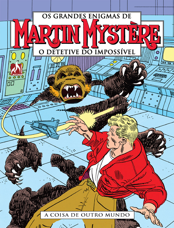 MARTIN MYSTÈRE VOL. 03