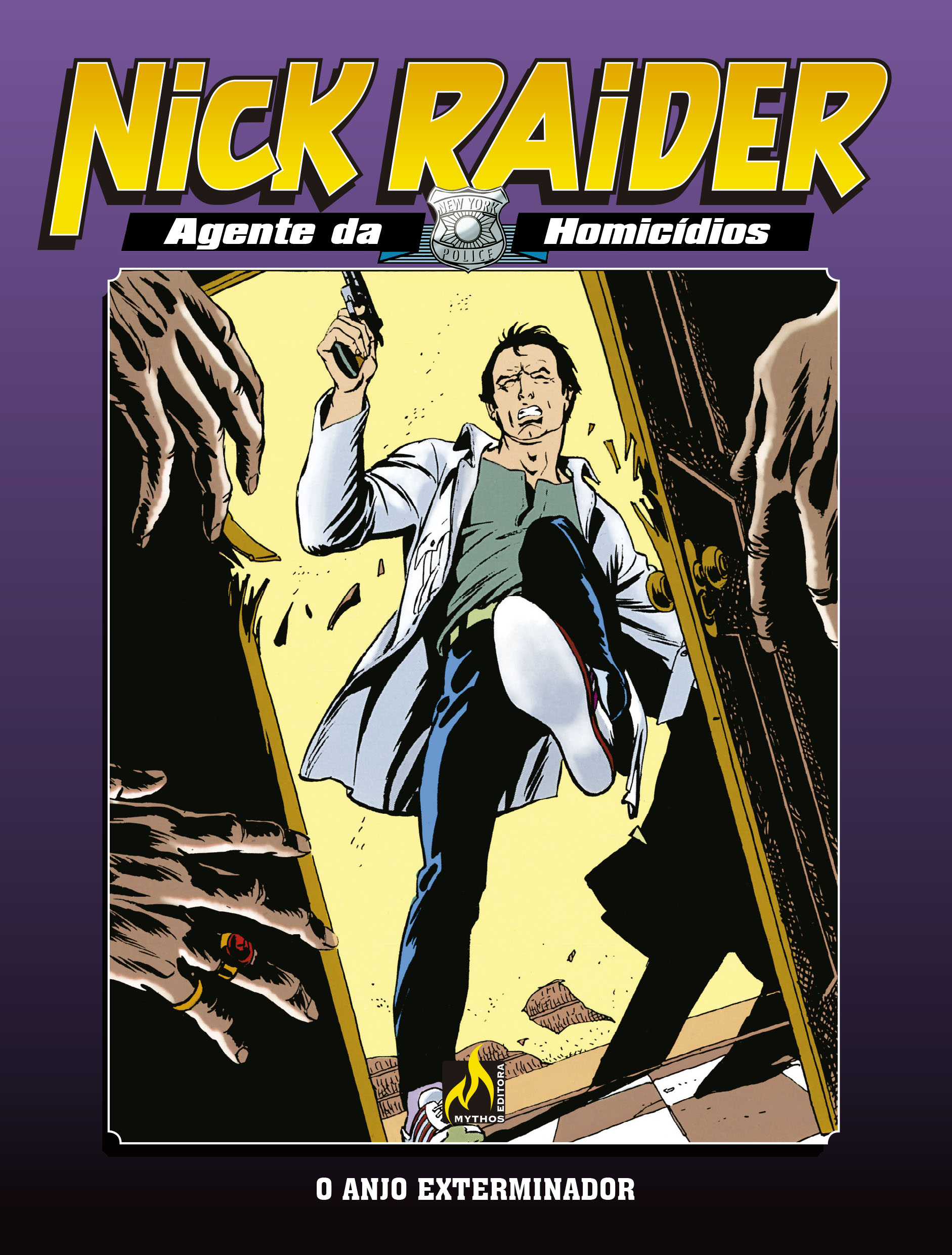 NICK RAIDER VOL. 3