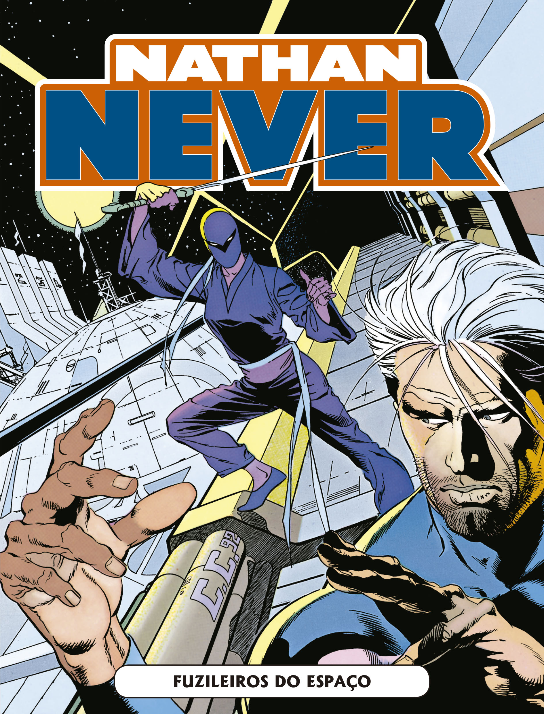 NATHAN NEVER VOL. 3
