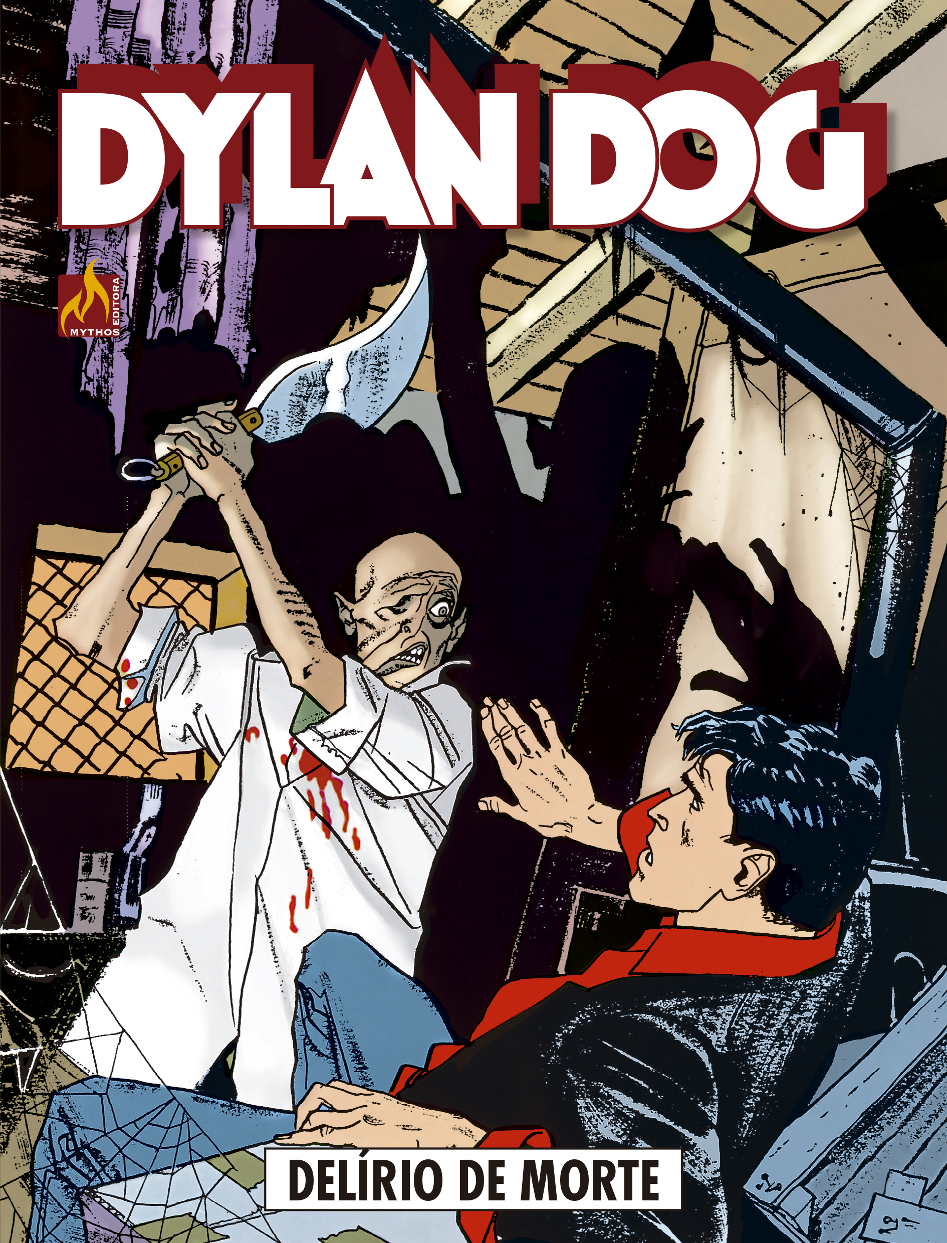 DYLAN DOG VOL. 04