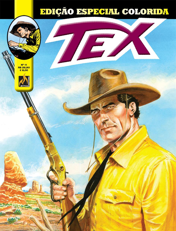 TEX ESPECIAL COLORIDA Nº 11
