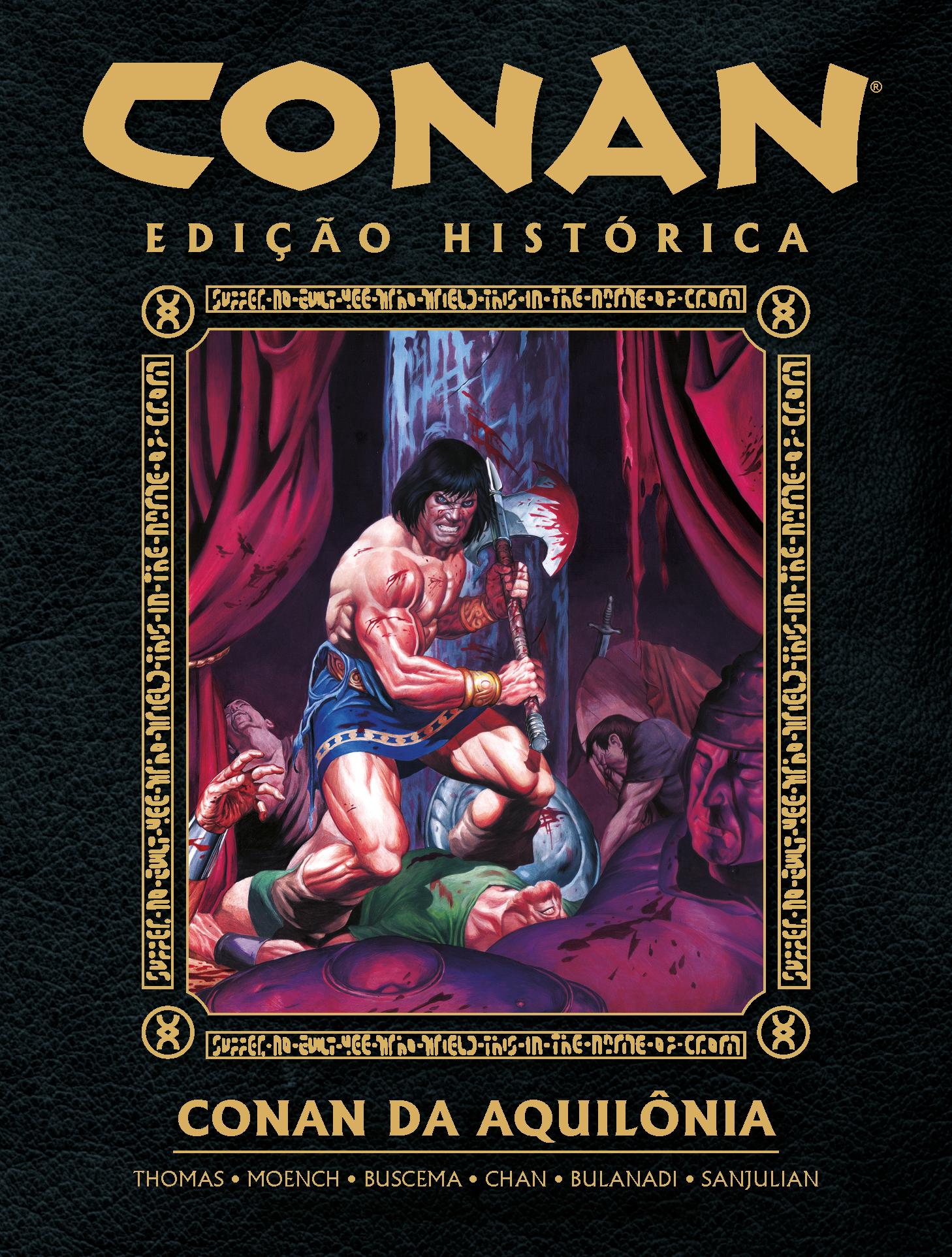 CONAN EDIÇÃO HISTÓRICA Nº 03