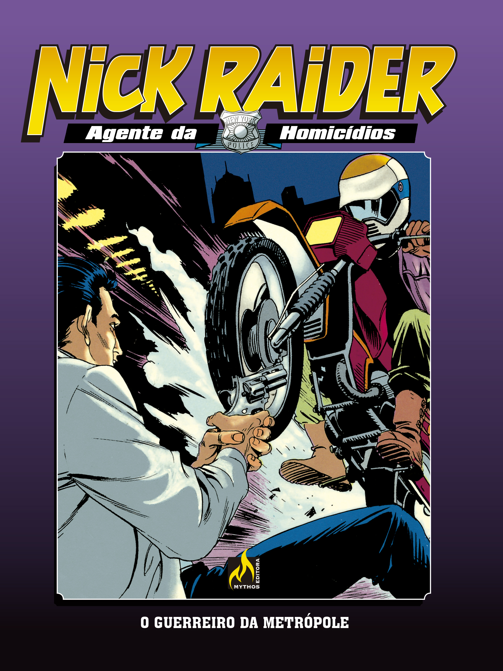 NICK RAIDER VOL. 4