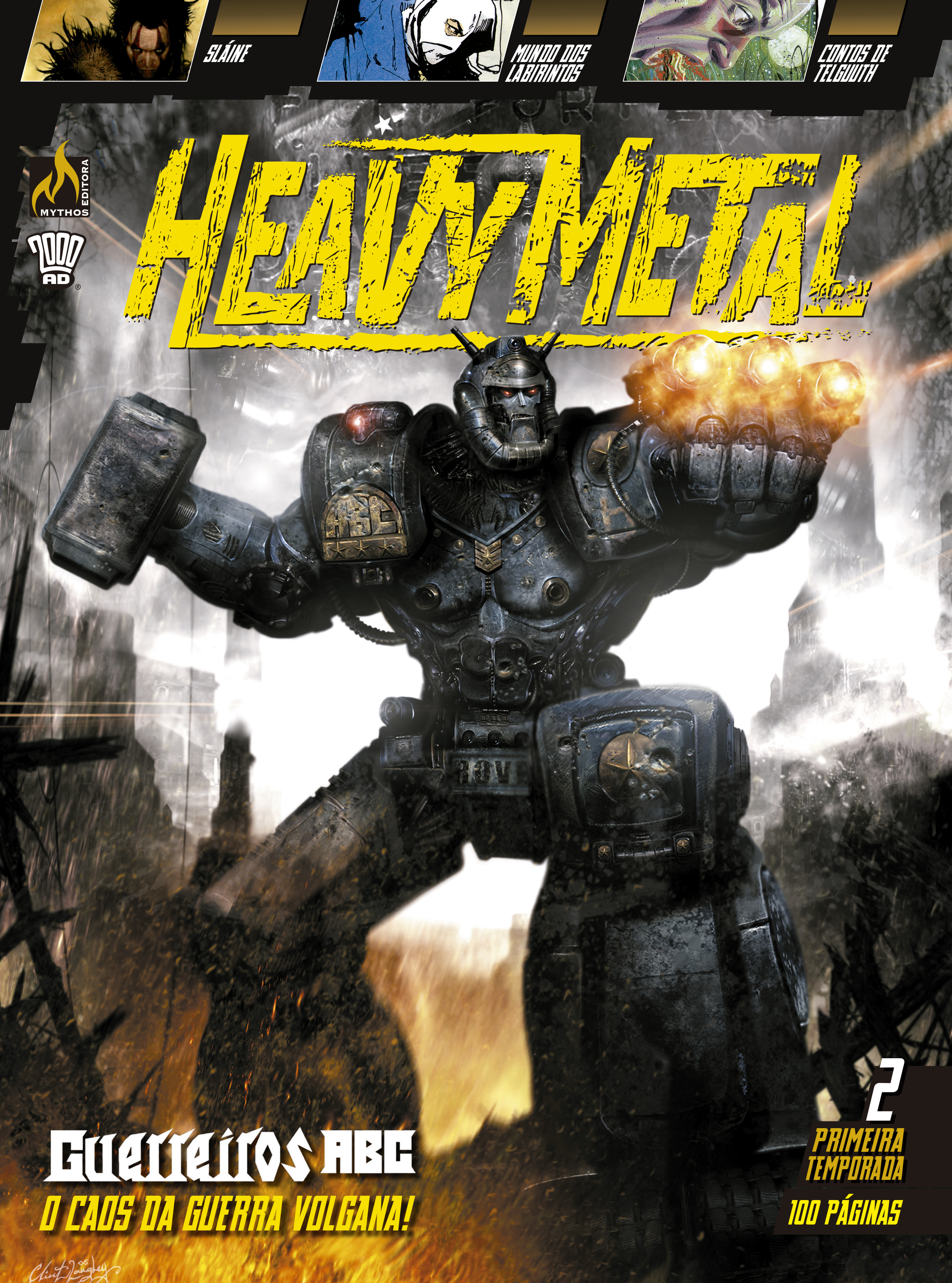 HEAVY METAL 1ª TEMPORADA - EPISÓDIO 2