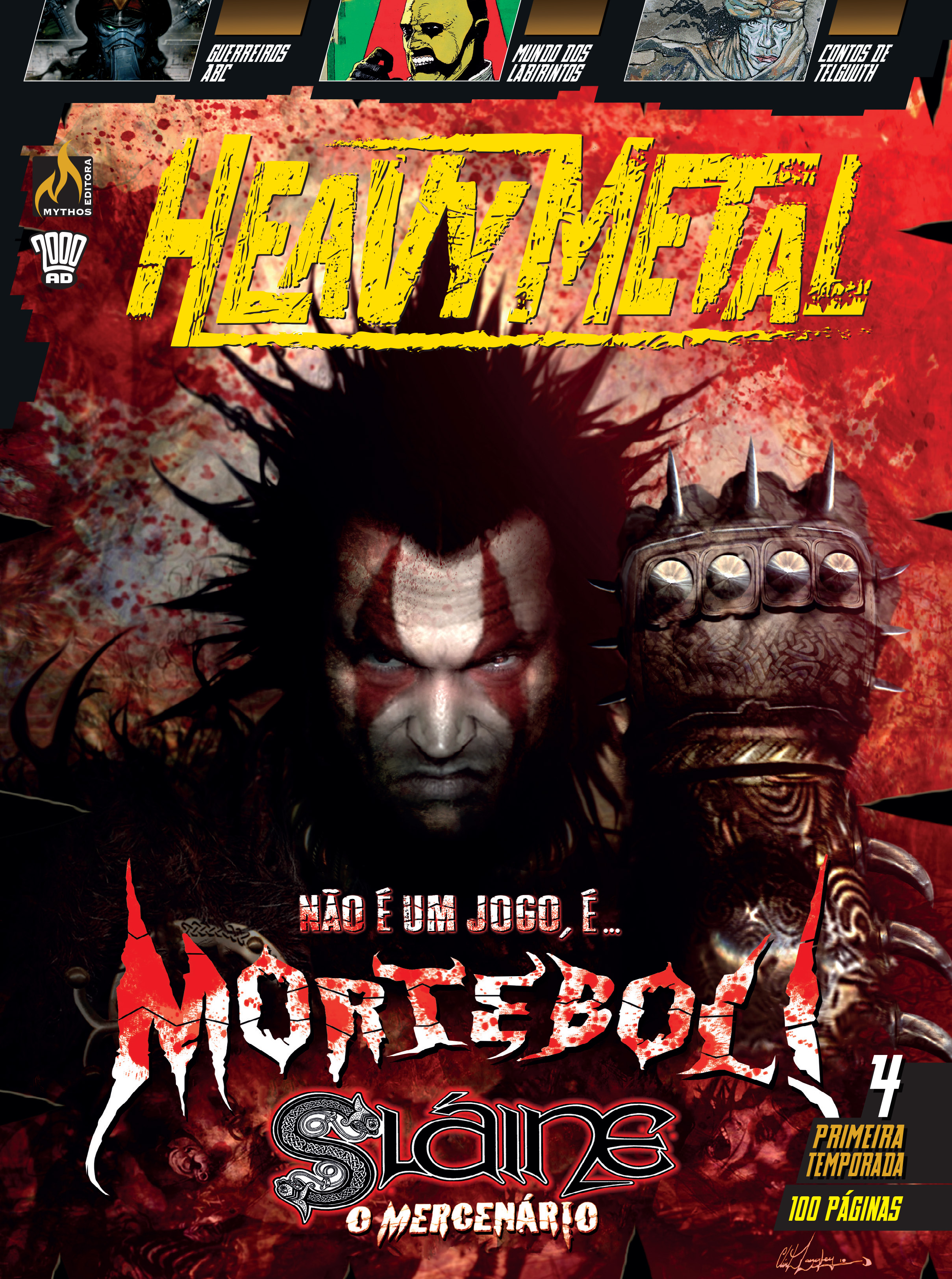 HEAVY METAL 1ª TEMPORADA - EPISÓDIO 4