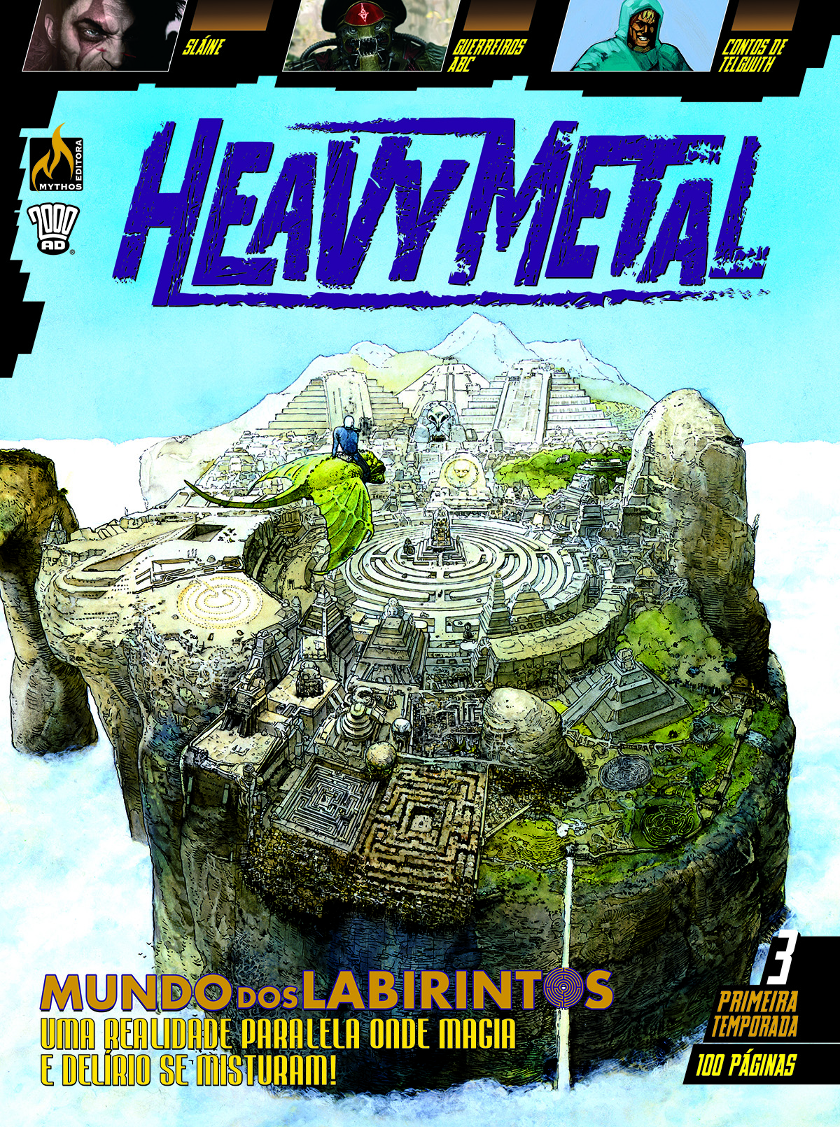 HEAVY METAL 1ª TEMPORADA - EPISÓDIO 3