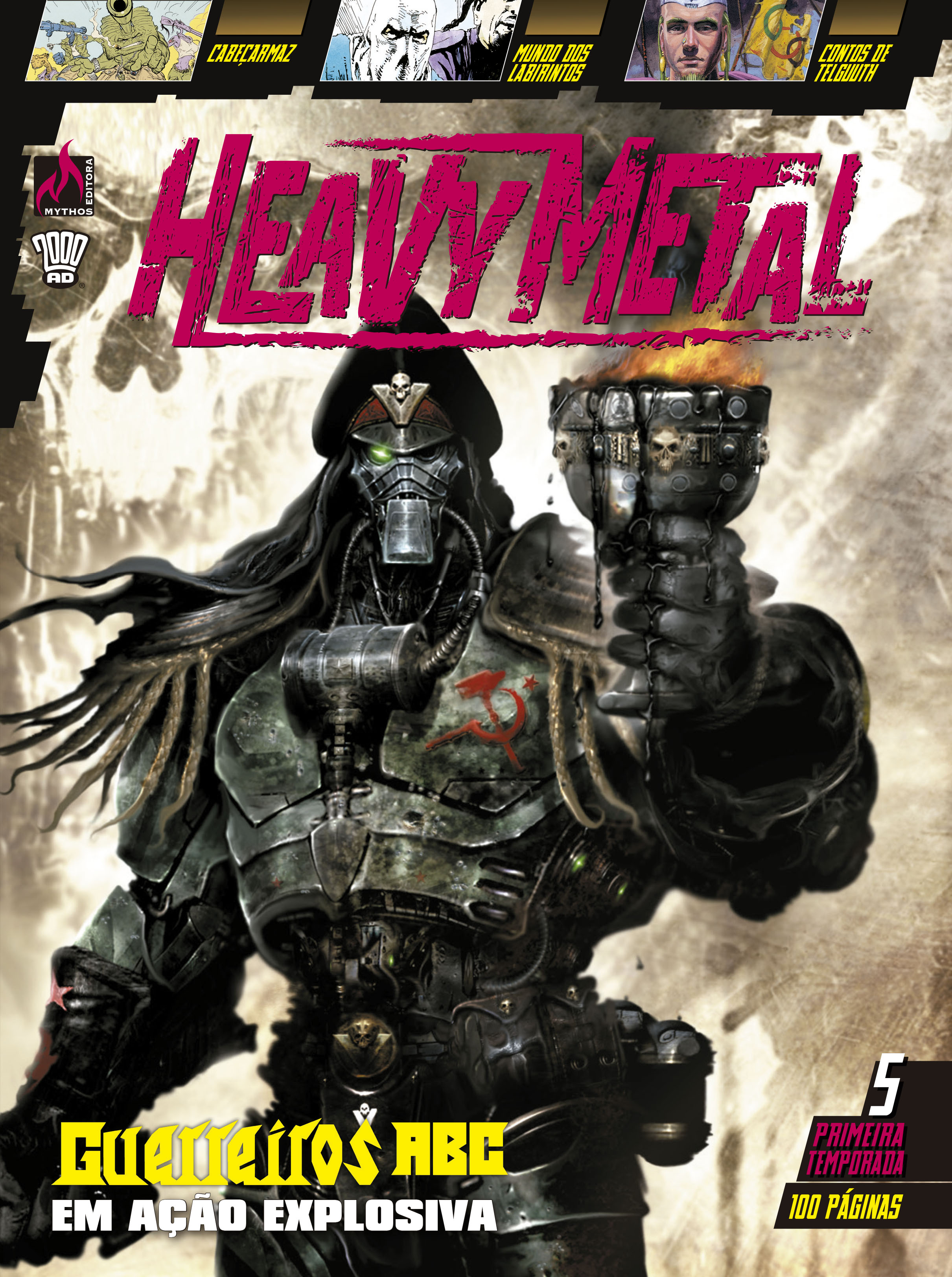 HEAVY METAL 1º TEMPORADA - EPISÓDIO 5
