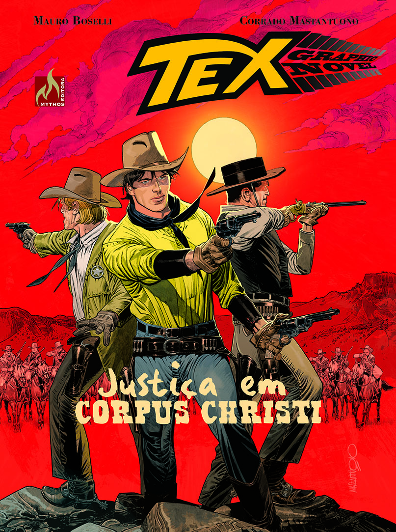 TEX GRAPHIC NOVEL Nº 06