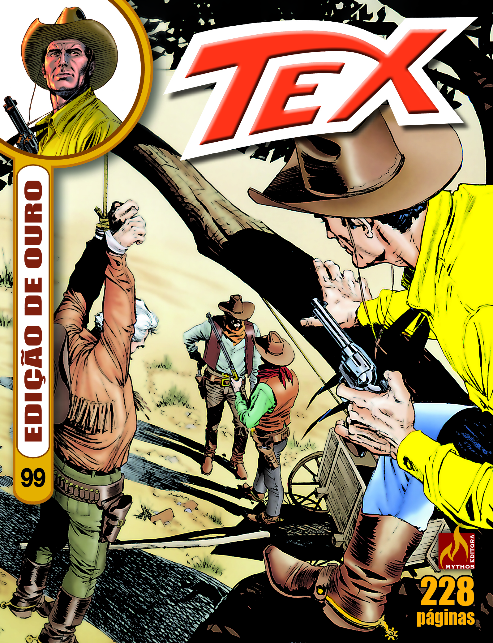 TEX ED OURO Nº 099