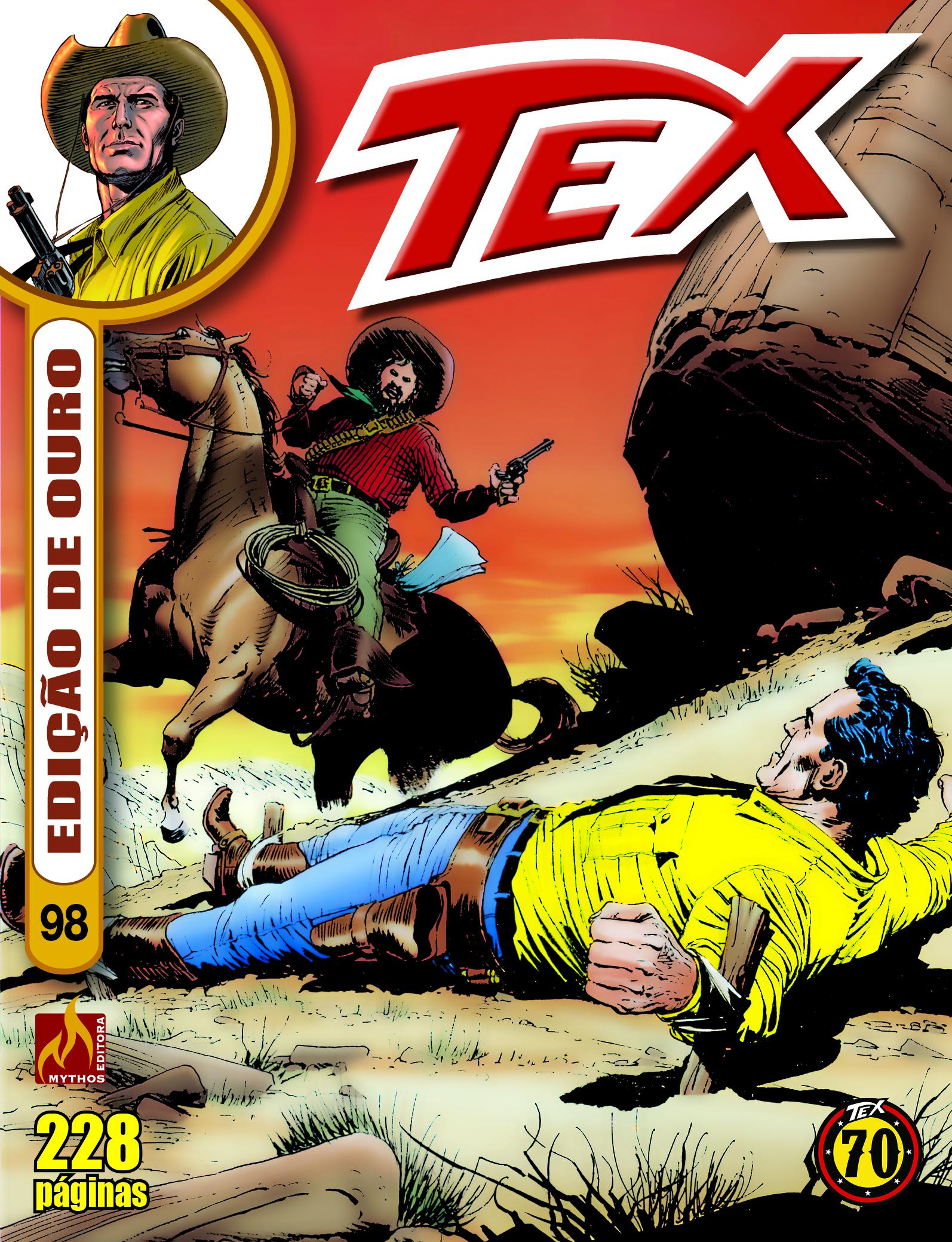 TEX ED OURO Nº 098