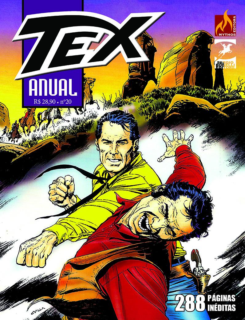TEX ANUAL Nº 020