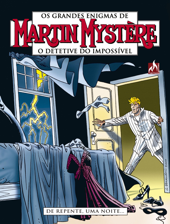 MARTIN MYSTÈRE VOL. 5 CÓD. 60868001