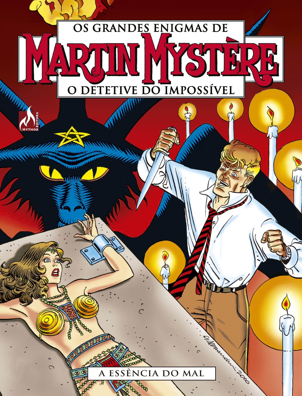 MARTIN MYSTÈRE VOL. 06