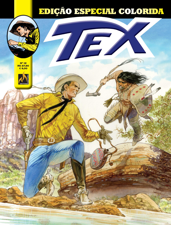 TEX ESPECIAL COLORIDA Nº 12
