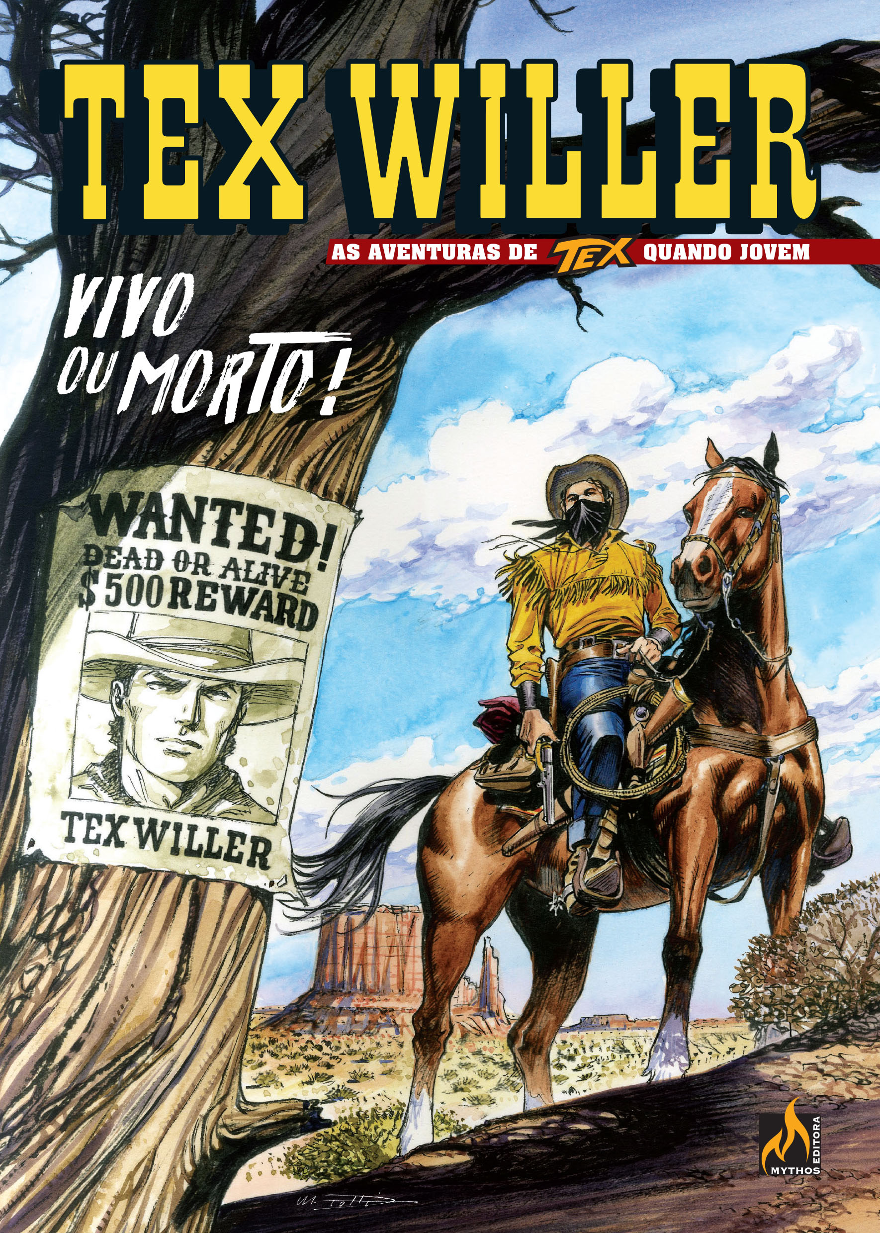 TEX WILLER Nº 01