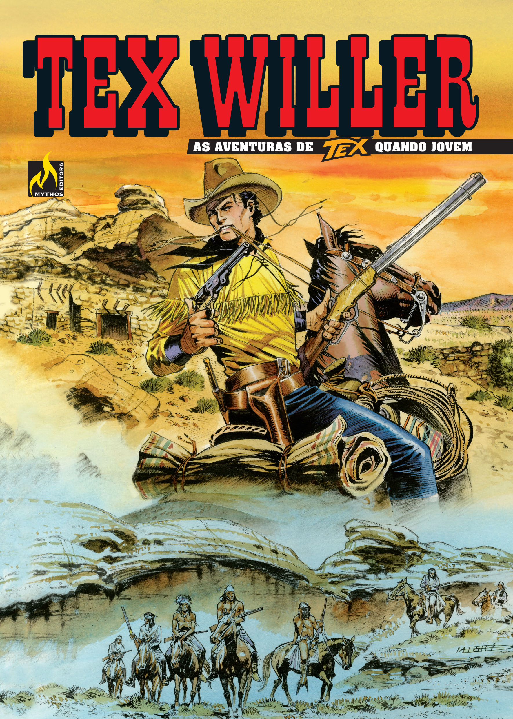 TEX WILLER Nº 02