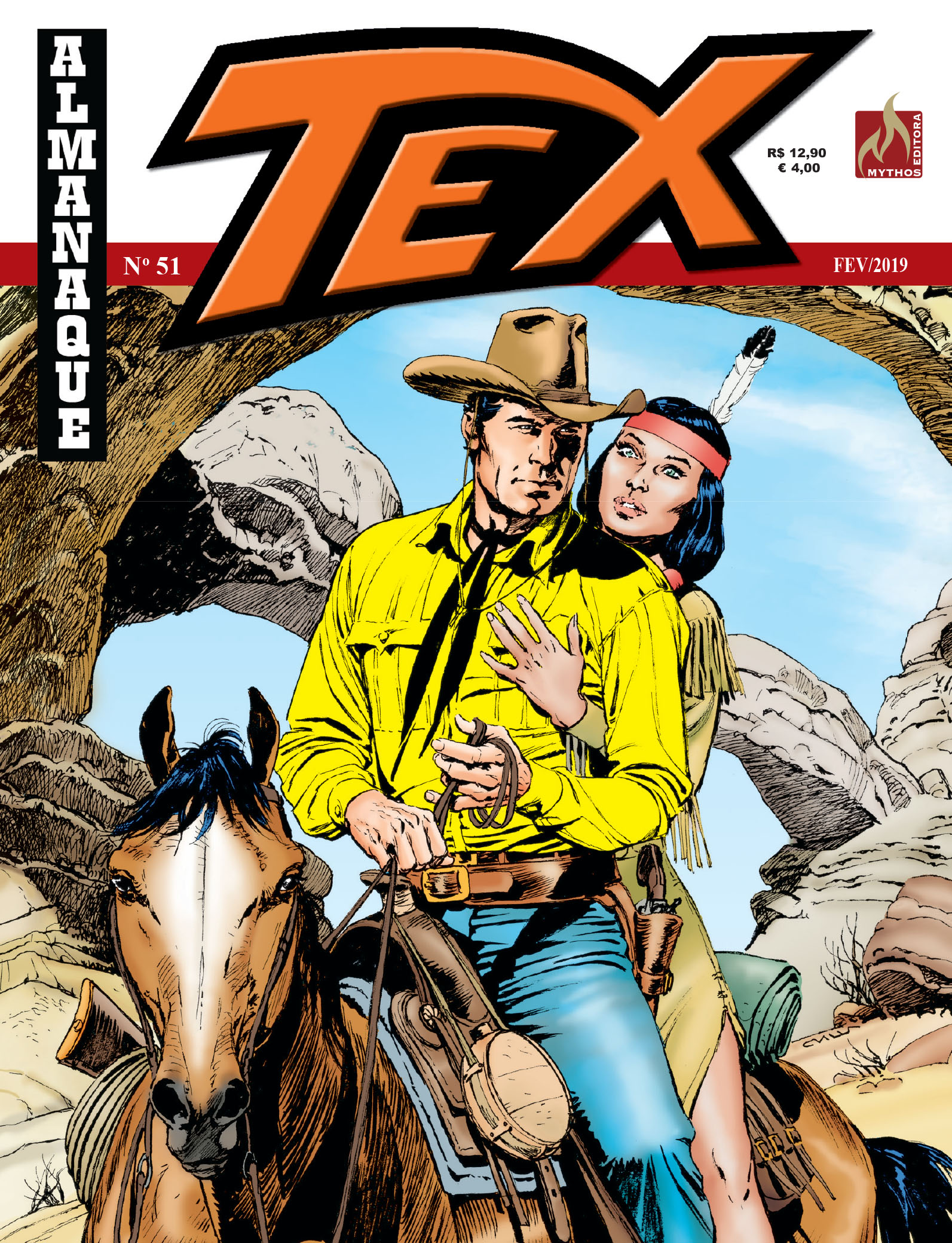 TEX ALMANAQUE Nº 051