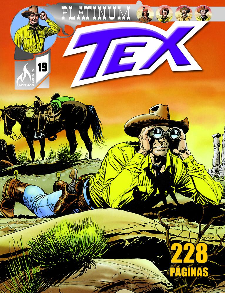 TEX PLATINUM Nº 19