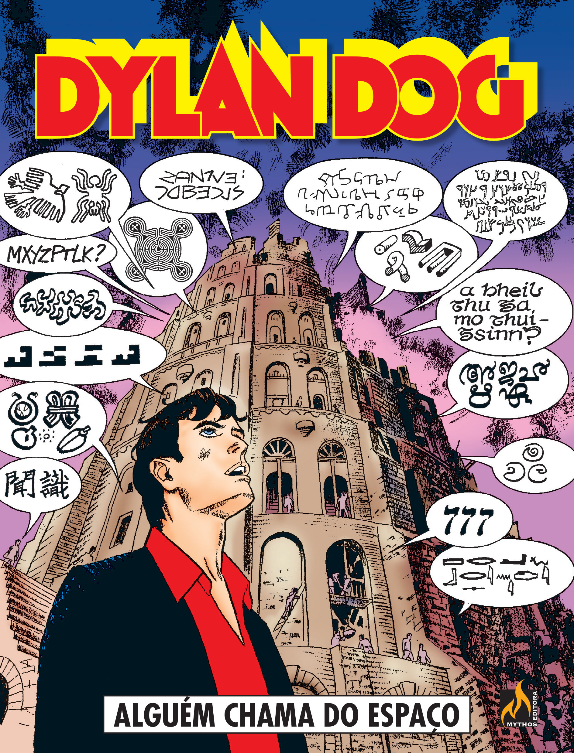 DYLAN DOG VOL. 07