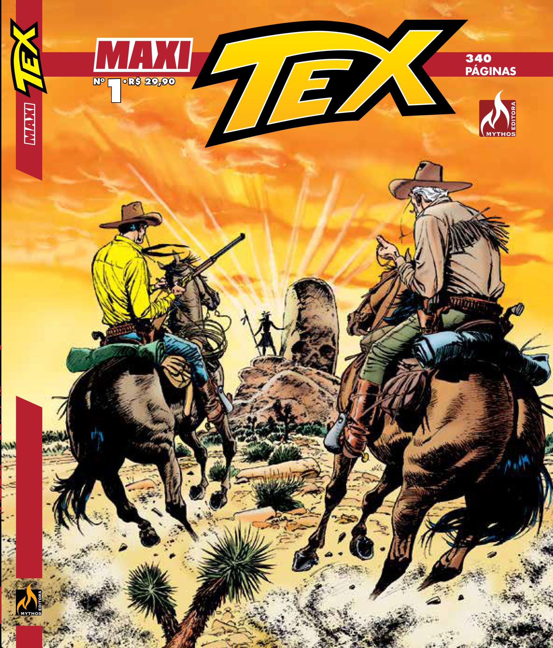 MAXI TEX N° 001