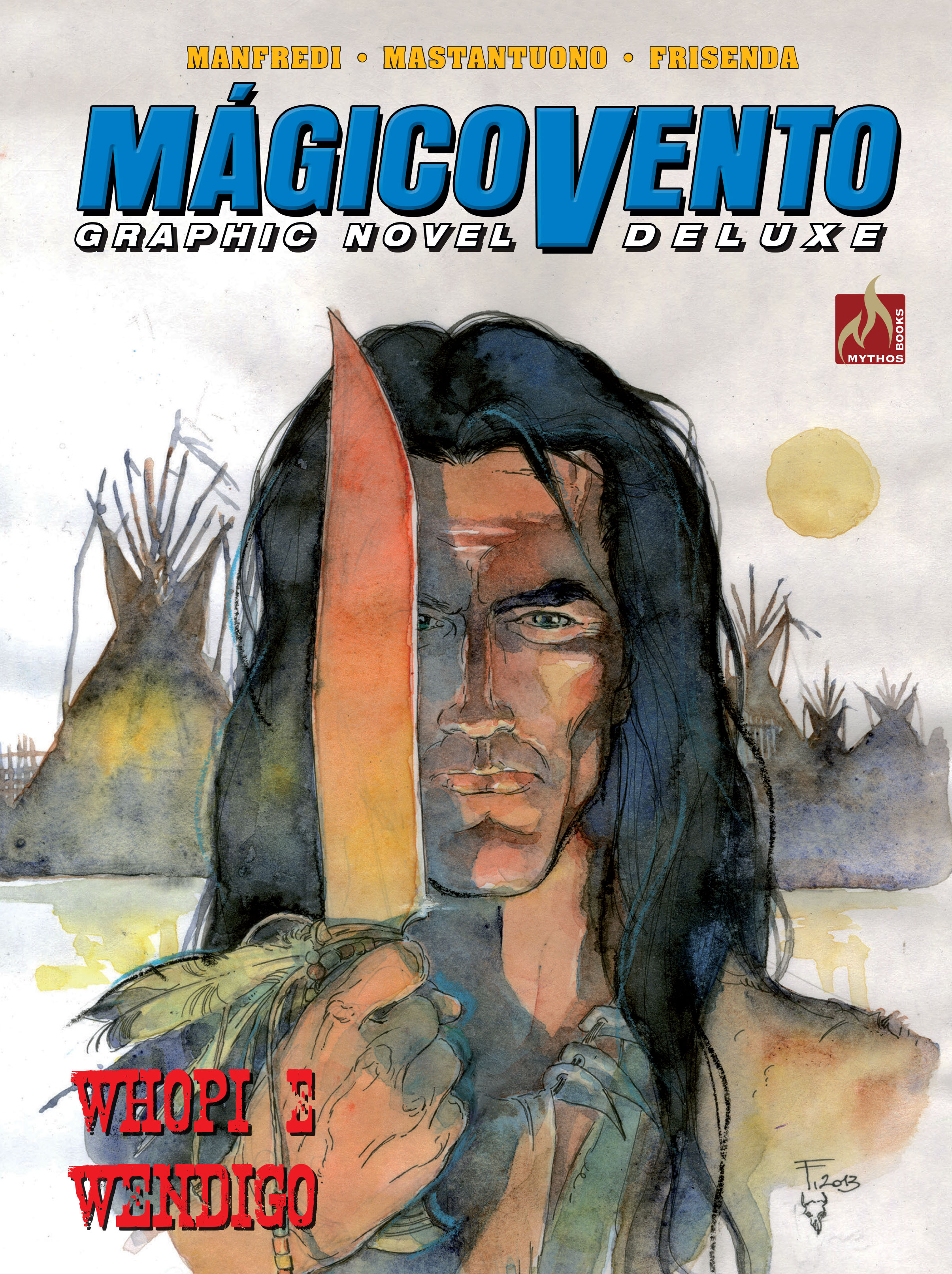 MÁGICO VENTO DELUXE Nº 04