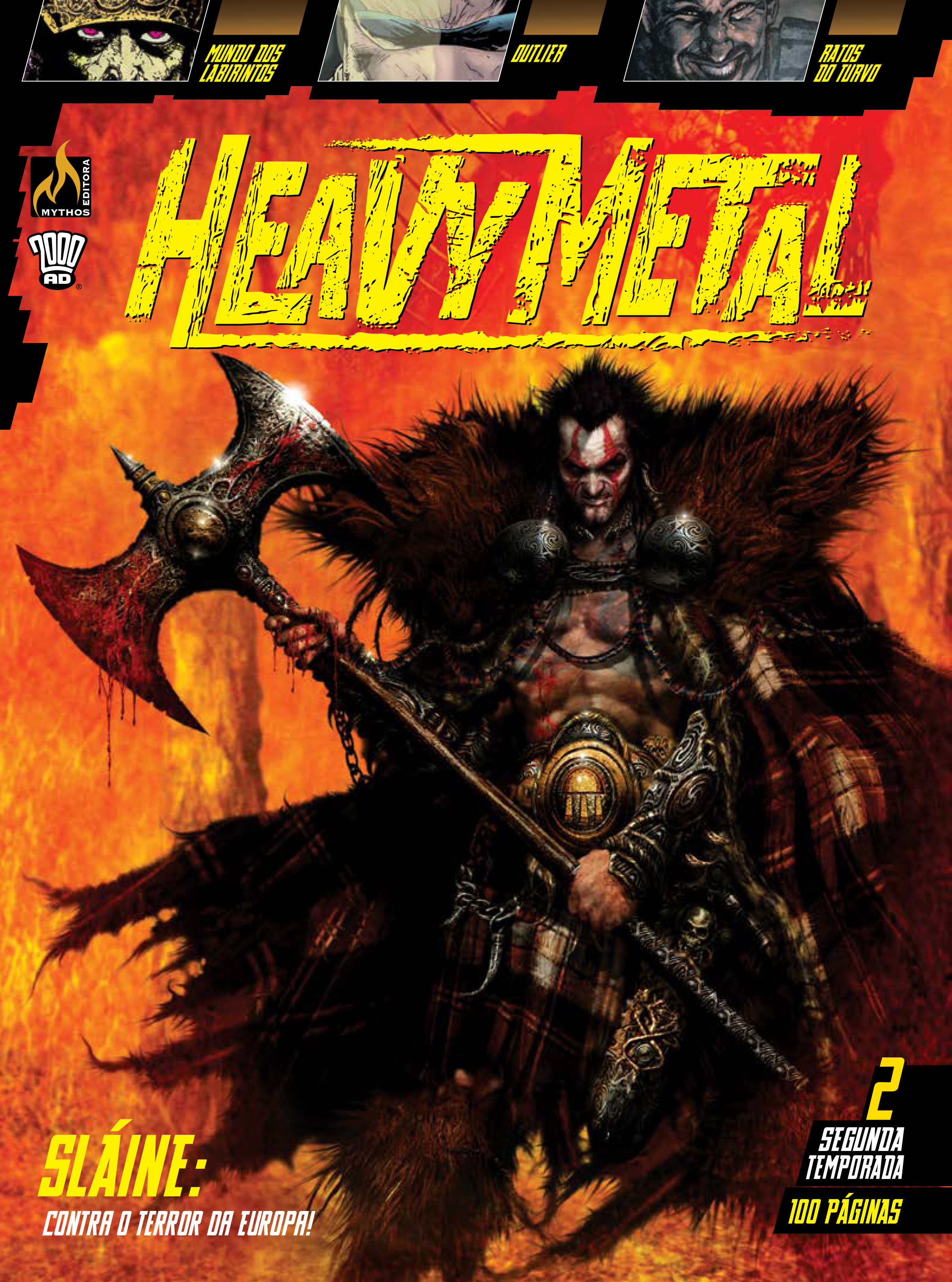 HEAVY METAL 2º TEMPORADA - EPISÓDIO 2
