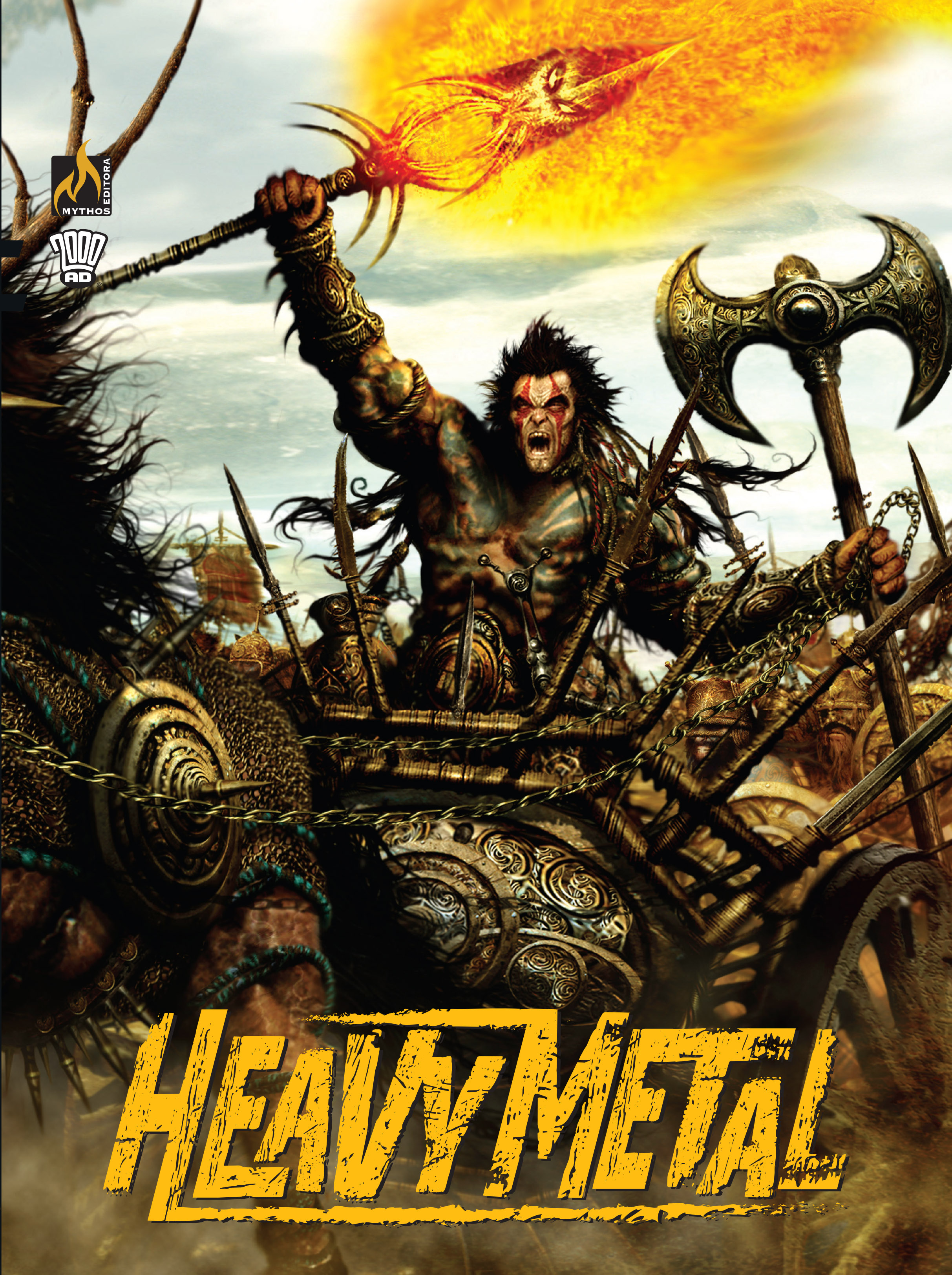 HEAVY METAL 2º TEMPORADA - EPISÓDIO 5