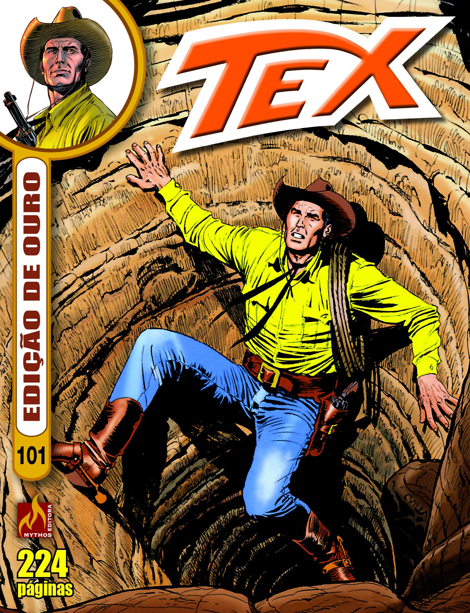 TEX ED OURO Nº 101
