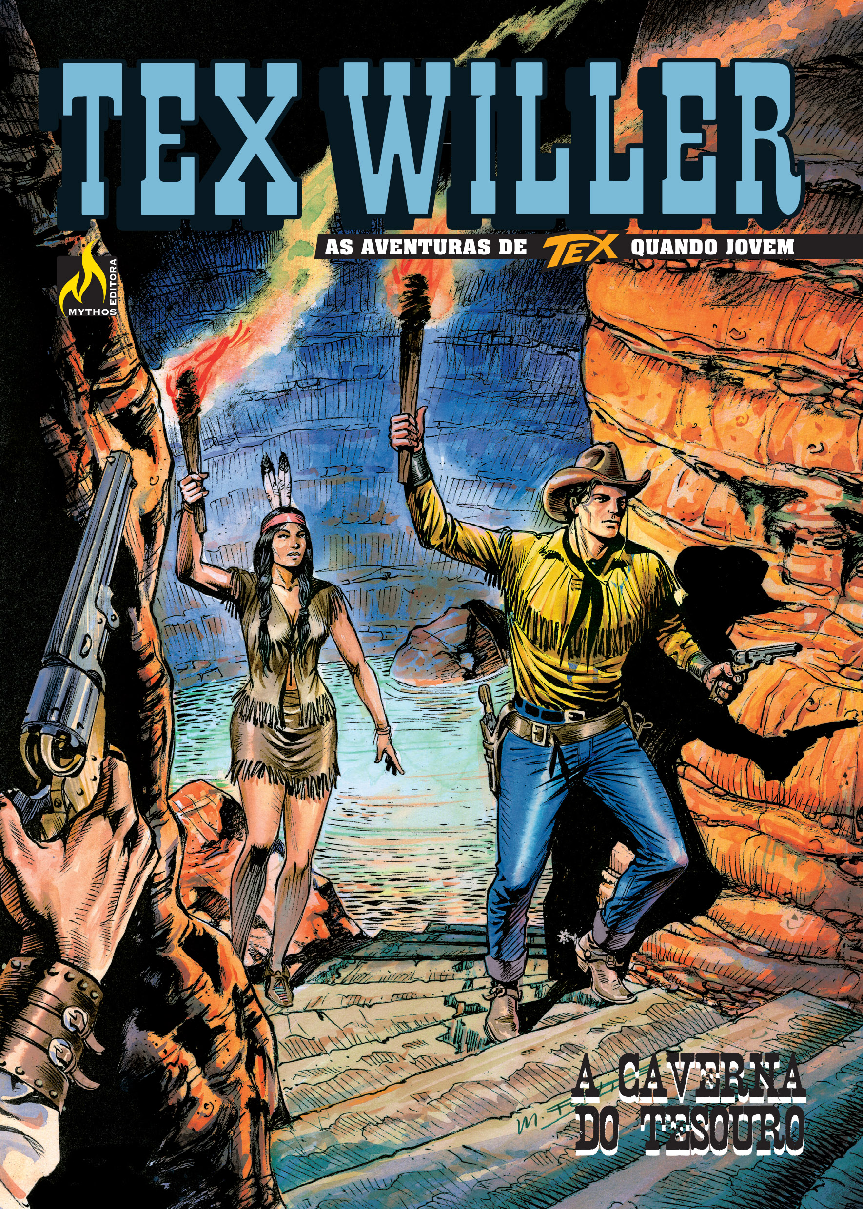 TEX WILLER Nº 04