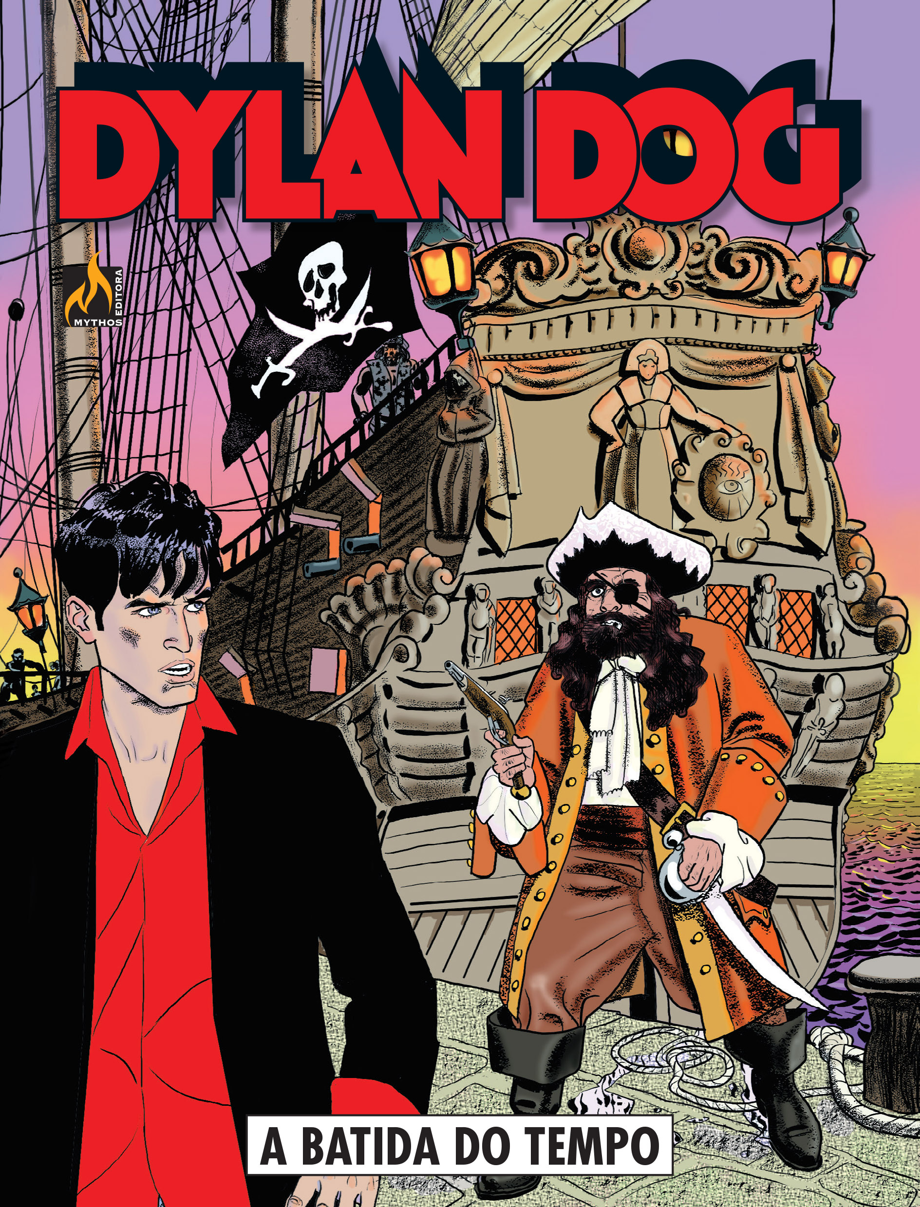 DYLAN DOG VOL. 08