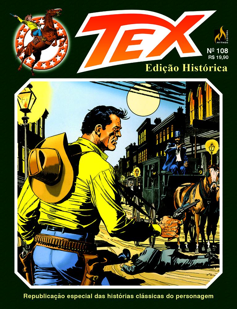 TEX ED HISTORICA Nº 108