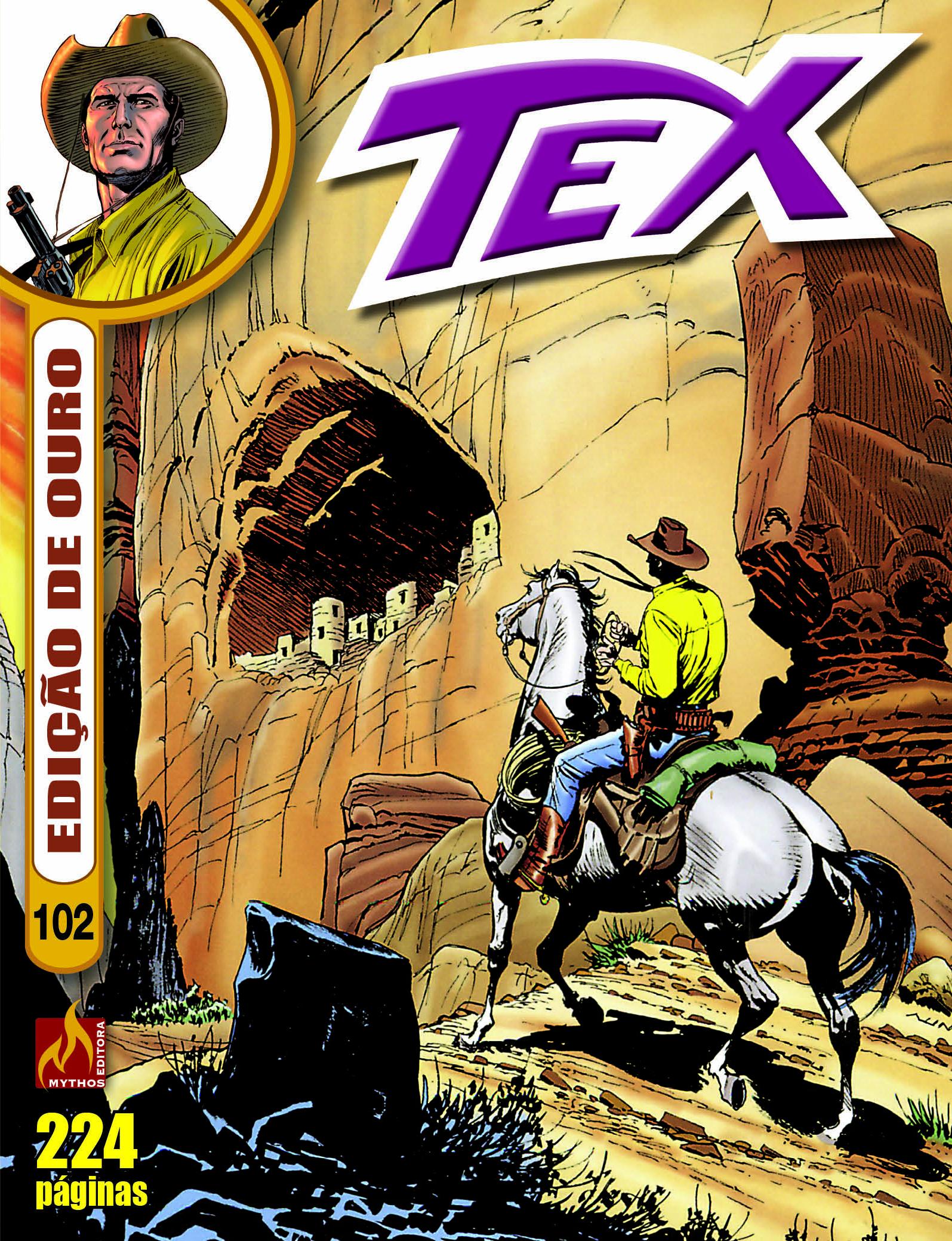 TEX ED OURO Nº 102