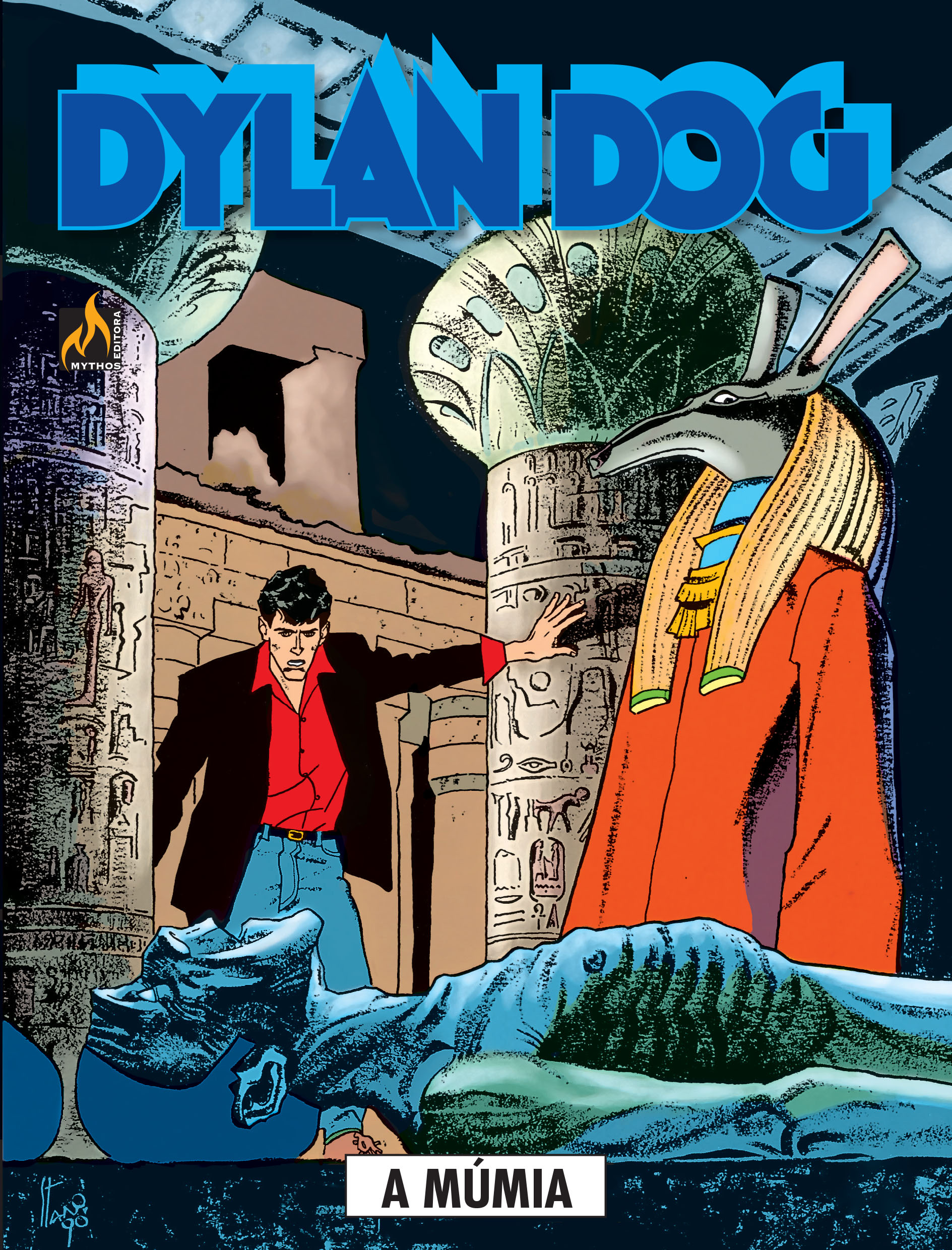 DYLAN DOG VOL. 09