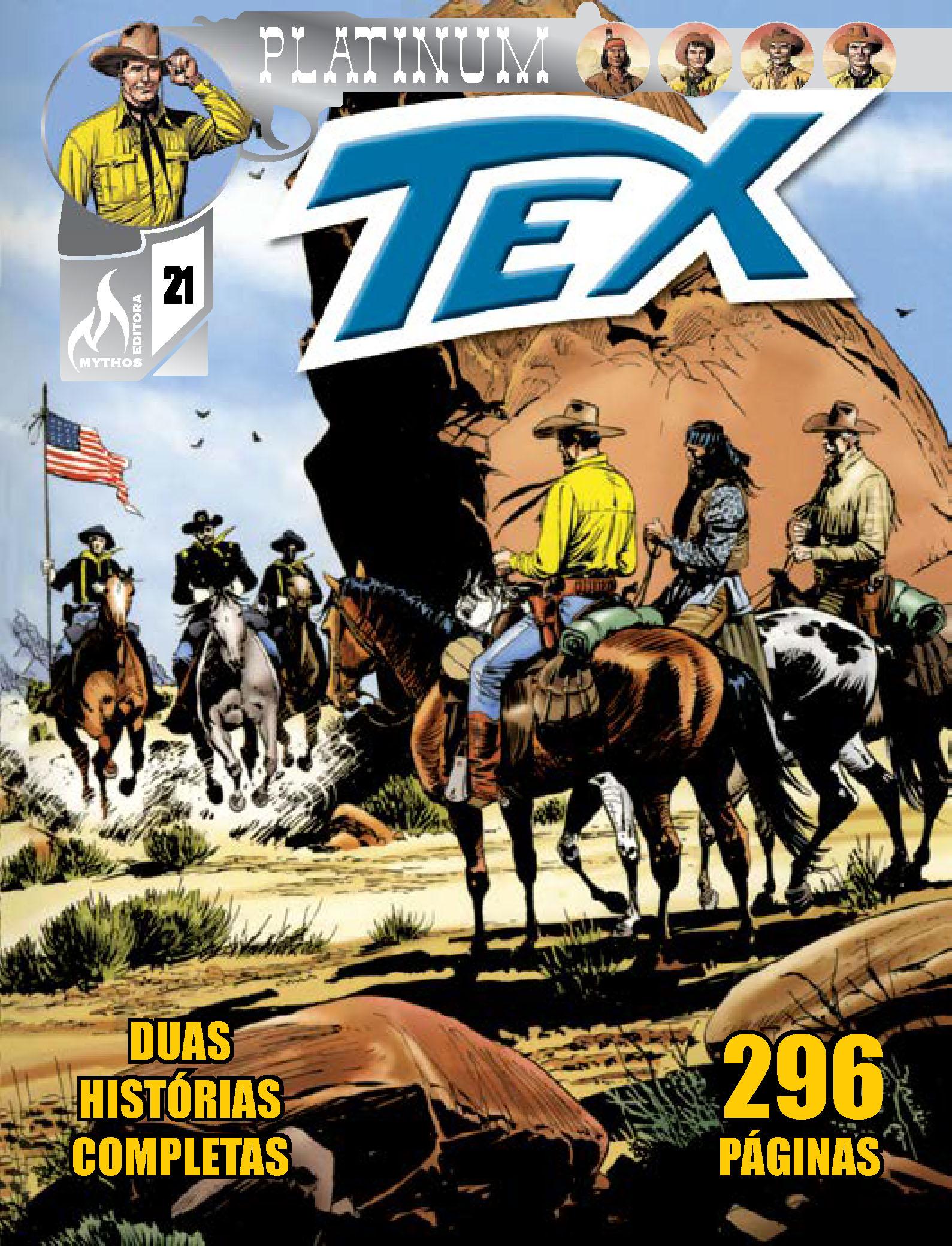 TEX PLATINUM Nº 21