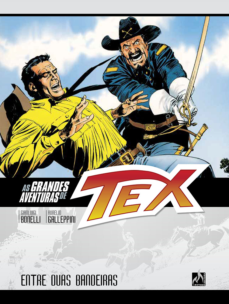 AS GRANDES AVENTURAS DE TEX VOL. 2