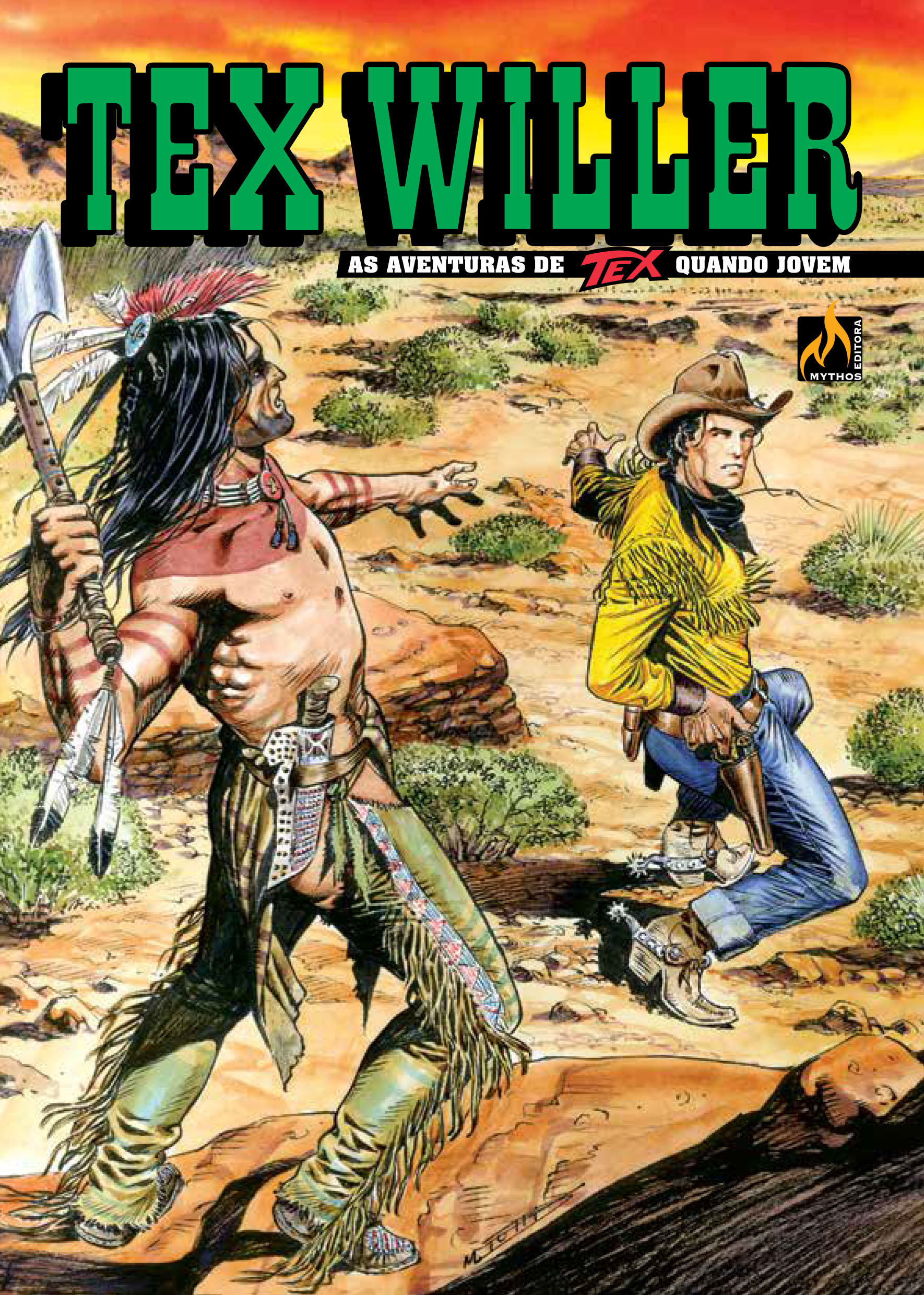 TEX WILLER Nº 06