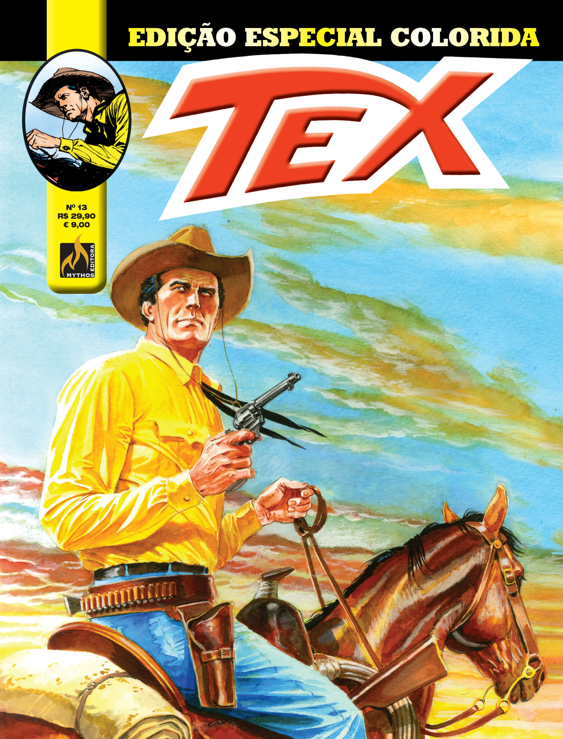 TEX ESPECIAL COLORIDA Nº 13