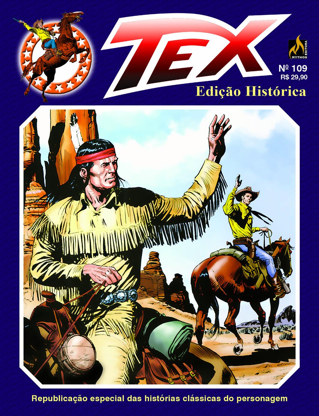 TEX ED HISTORICA Nº 109