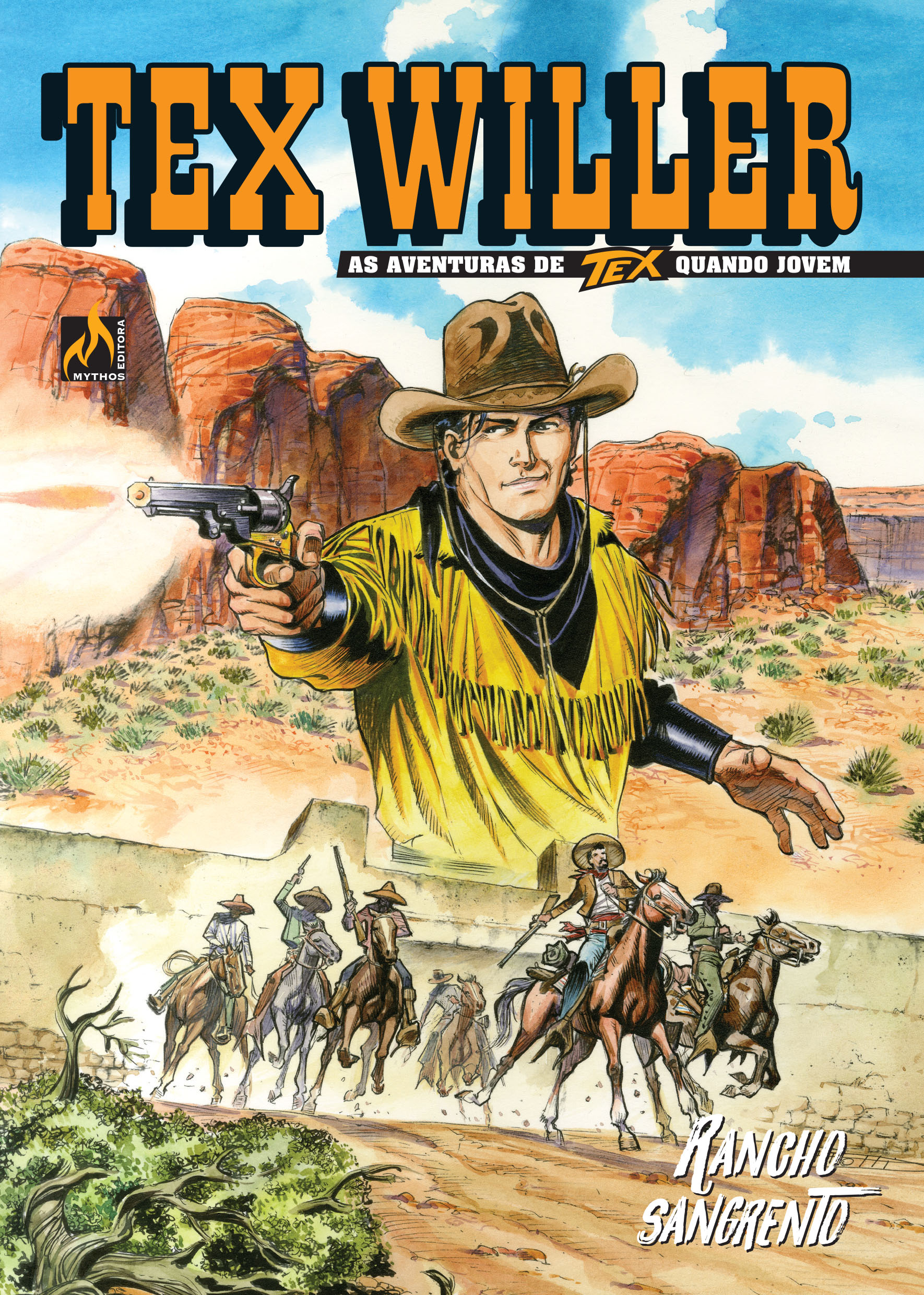 TEX WILLER Nº 07