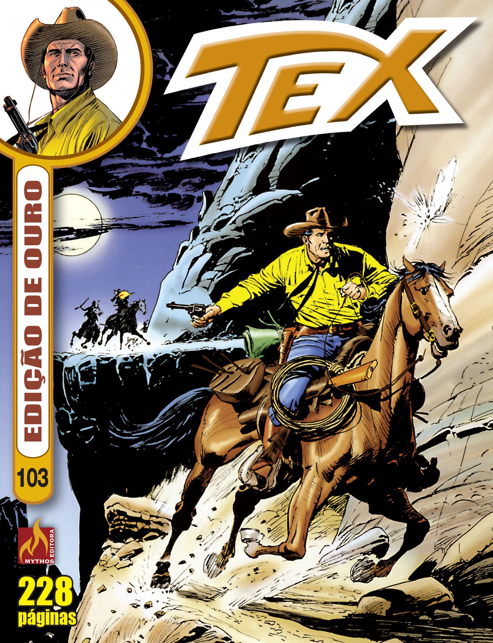 TEX ED OURO Nº 103