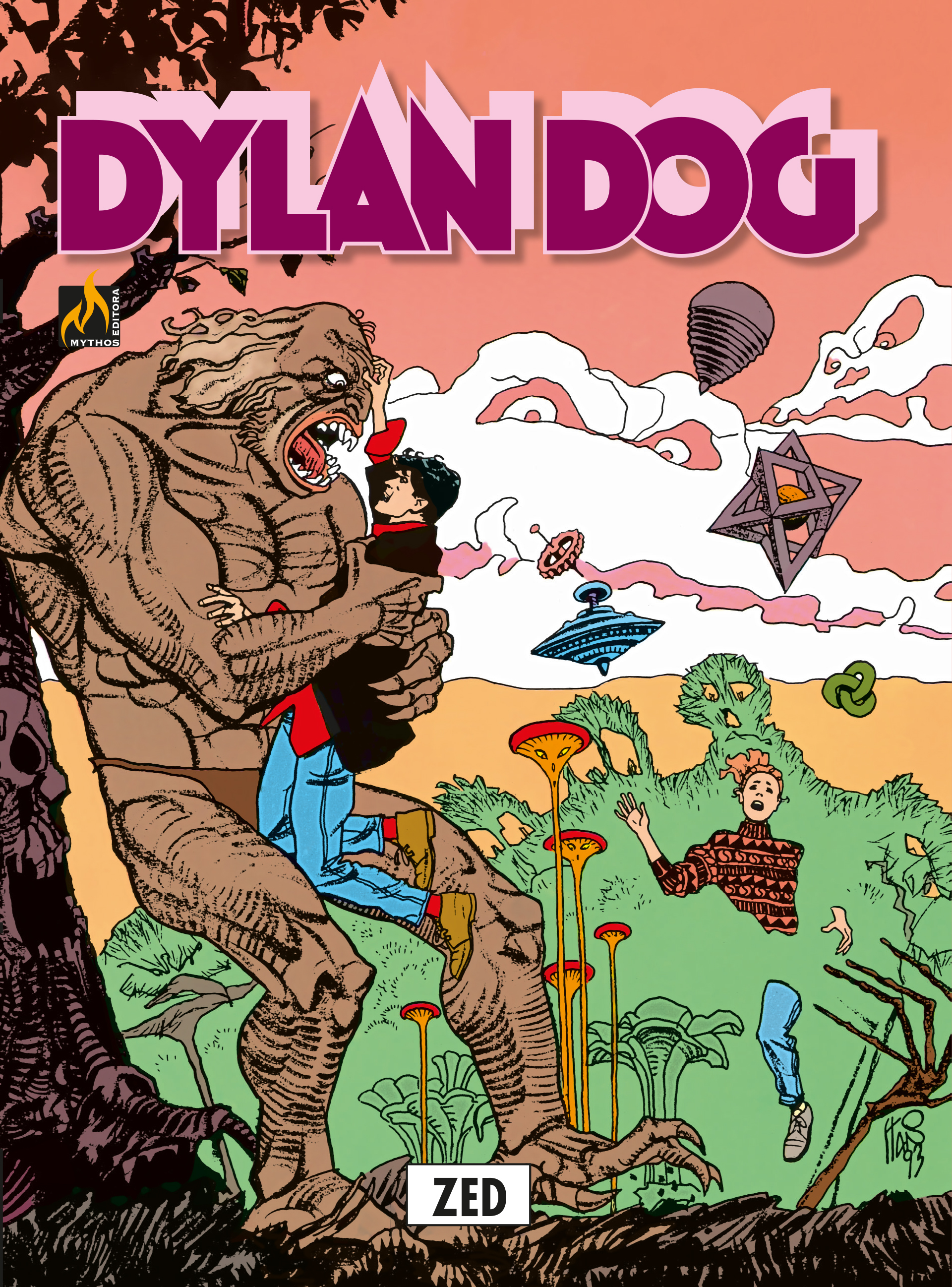 DYLAN DOG VOL. 10