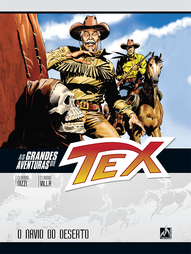 AS GRANDES AVENTURAS DE TEX VOL. 3